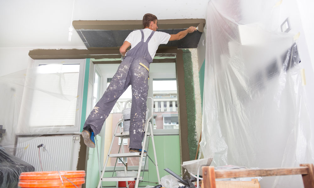 what is skimming in plastering
