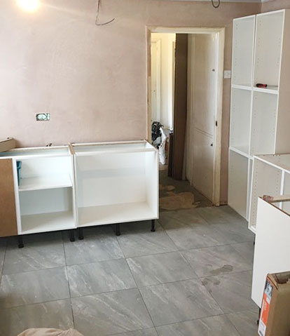 Plastering Services bedfordshire