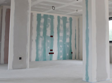 WHAT IS SCREEDING TACKING & DRY LINING