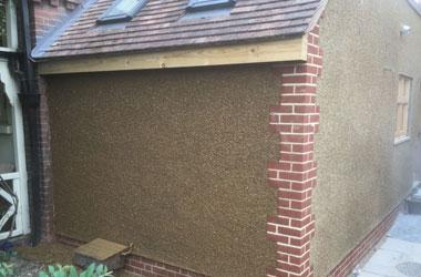 Bedford plastering contractor