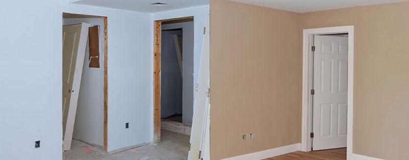 Dry Lining vs Plaster