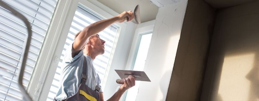 Plastering and Rendering Services in Sharnbrook