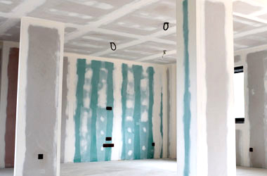 dry lining services for bedford