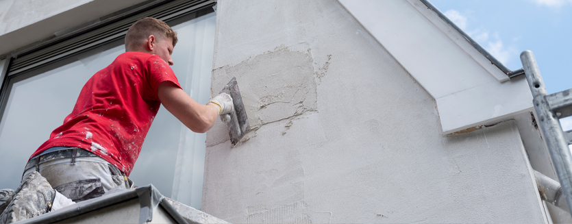 Plastering and Coving Services in Biddenham