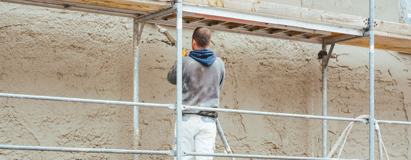Rendering External Walls
